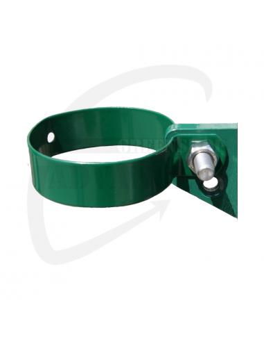 Inox beugel groen (RAL 6005)