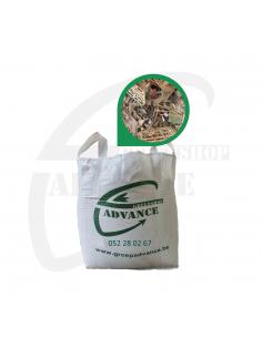 Big bag houtafval