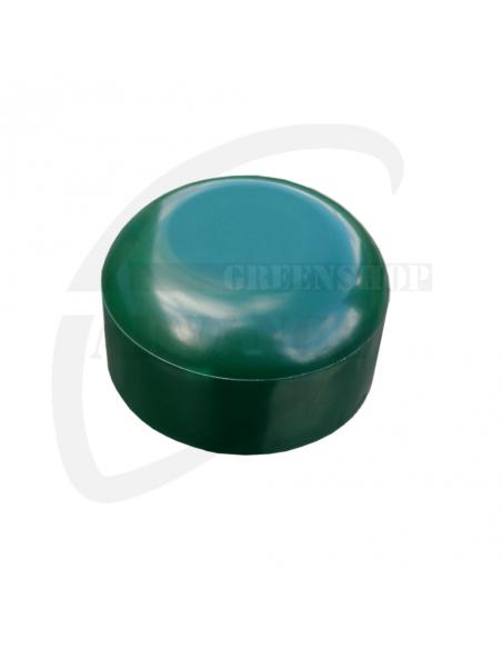 Paaldop groen (RAL 6005)