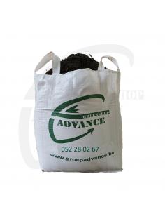 Groencompost in big bag