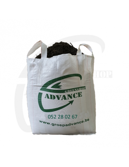 Groencompost in big bag