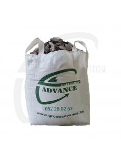 Leisteenschilfers in big bag-Advance Greenshop