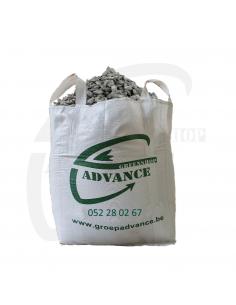 Kalksteenslag in big bag-Advance Greenshop