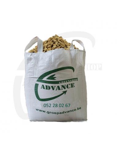 Gele Jura in big bag