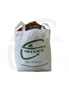Pinus sylvester in big bag