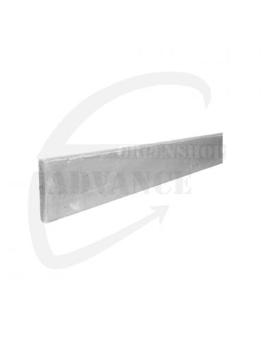 Betonplaat (lxhxd) 180cmx30cmx3,5cm