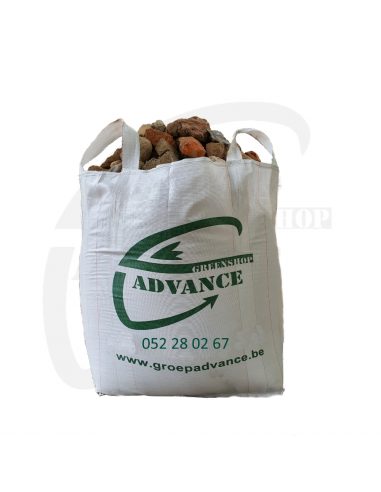 Gebroken Mengpuin Copro 1m³ big bag