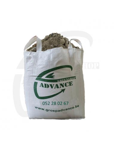 Gebroken Betonpuin Copro 1m³ big bag