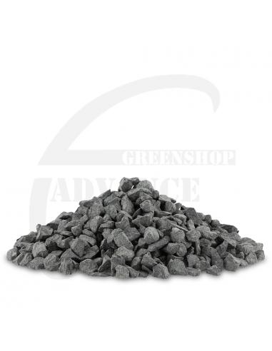 Basalt split 8/11 mm los gestort