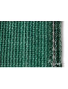 Detail afschermdoek 90% groen