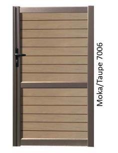 PVC mofbuis grijs benor 110x3.2mm sn4/8 3m