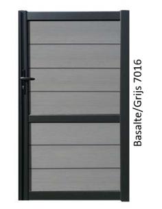 PVC bocht 88° grijs Benor 125mm mof/spie SN4