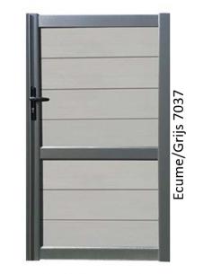 PVC mofbuis grijs benor 160 x 4.0 mm SN4 5m