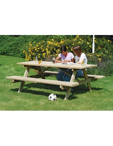 Picknicktafel 160 X 150cm