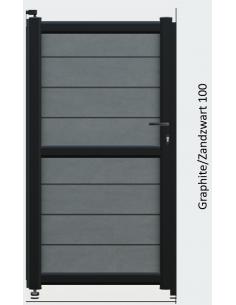 Flex kabelbuis + draad 75mm 25m