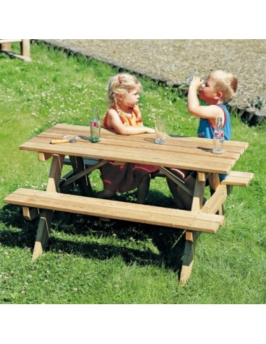 Zware Kinder Picknicktafel