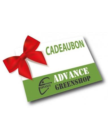 Advance Greenshop Cadeaubon