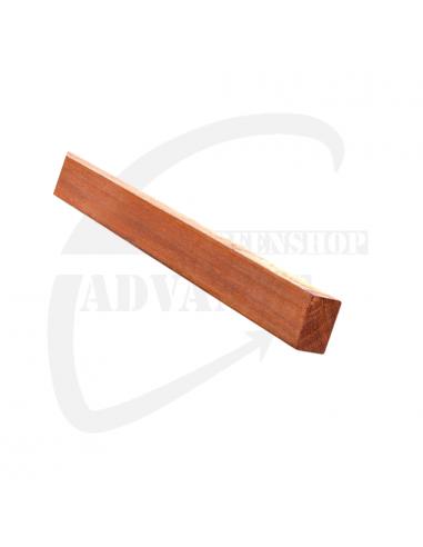 Hardhouten vierkantpalen 7 x 7 cm (ongepunt)