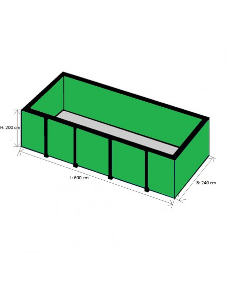 30m³ container