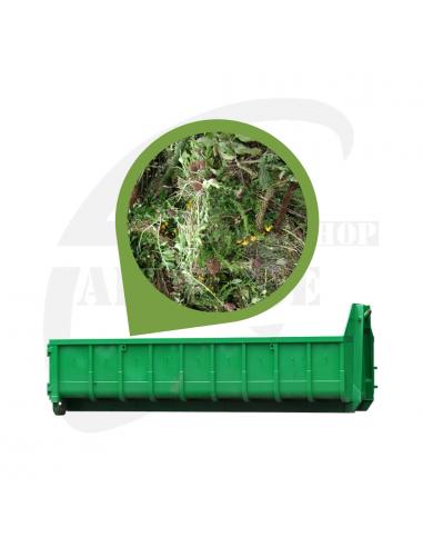 Afvalcontainer groenafval Advance Greenshop