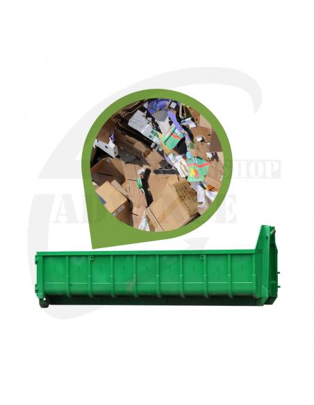 Afvalcontainer papier & karton