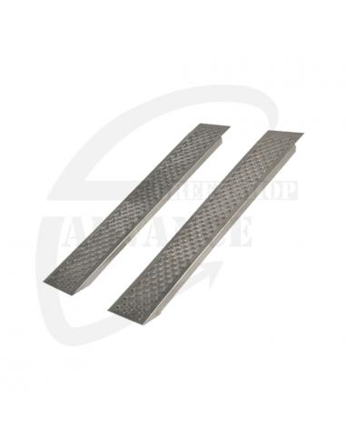 Oprijplaat aluminium huren